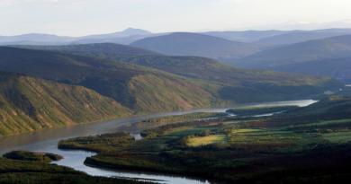 Le fleuve Yukon. (iStock)
