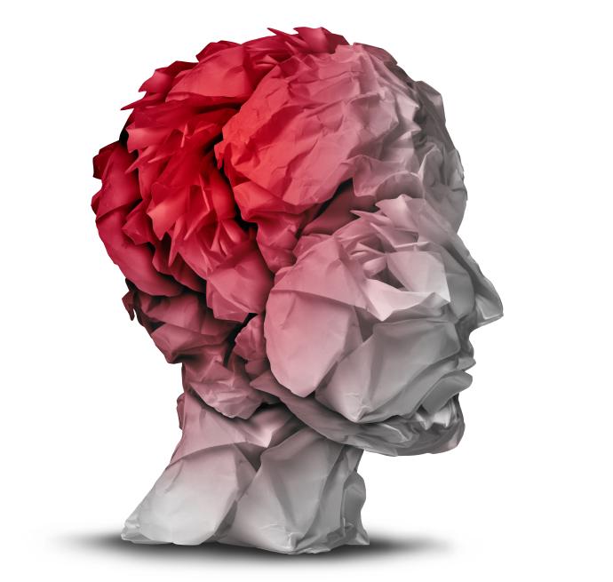 En moyenne, 17 cris sont hospitalisés chaque année pour une fracture du crâne, une commotion cérébrale ou une hémorragie causée par un coup violent. C'est presque deux fois la moyenne québecoise.(iStock)
