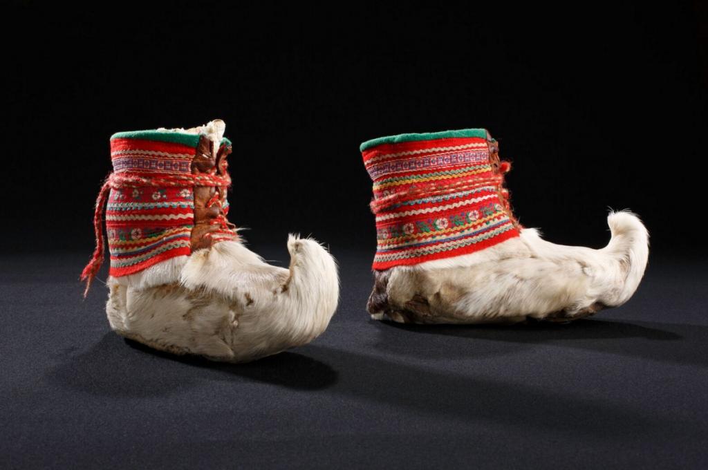 Aiddejavre, Norvège. (Ron Wood/Bata Shoe Museum)