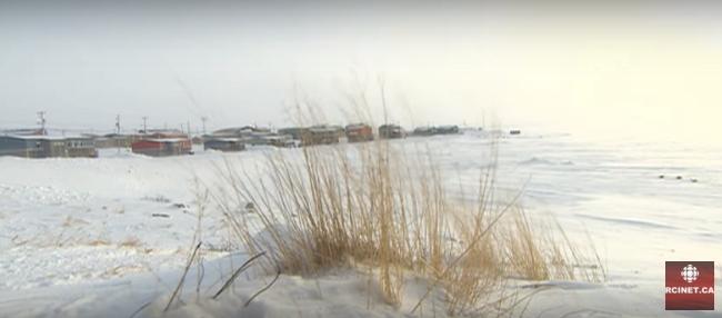Puvirnituq, Nunavik, Québec. (Regard sur l'Arctique/Radio Canada International)