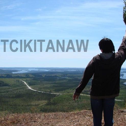 Tcikitanaw, la plus haute montagne. (Projetto)