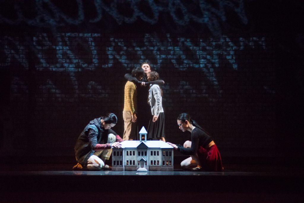 Le ballet Going Home Star- Truth and Reconciliation a été écrit par Joseph Boyden et créé par le Ballet Royal de Winnipeg. (Samantha Katz/Courtoisie Ballet Royal de Winnipeg)