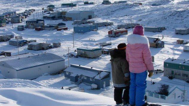Quaqtaq au Nunavik. Crédit photo : Beatrice Deer