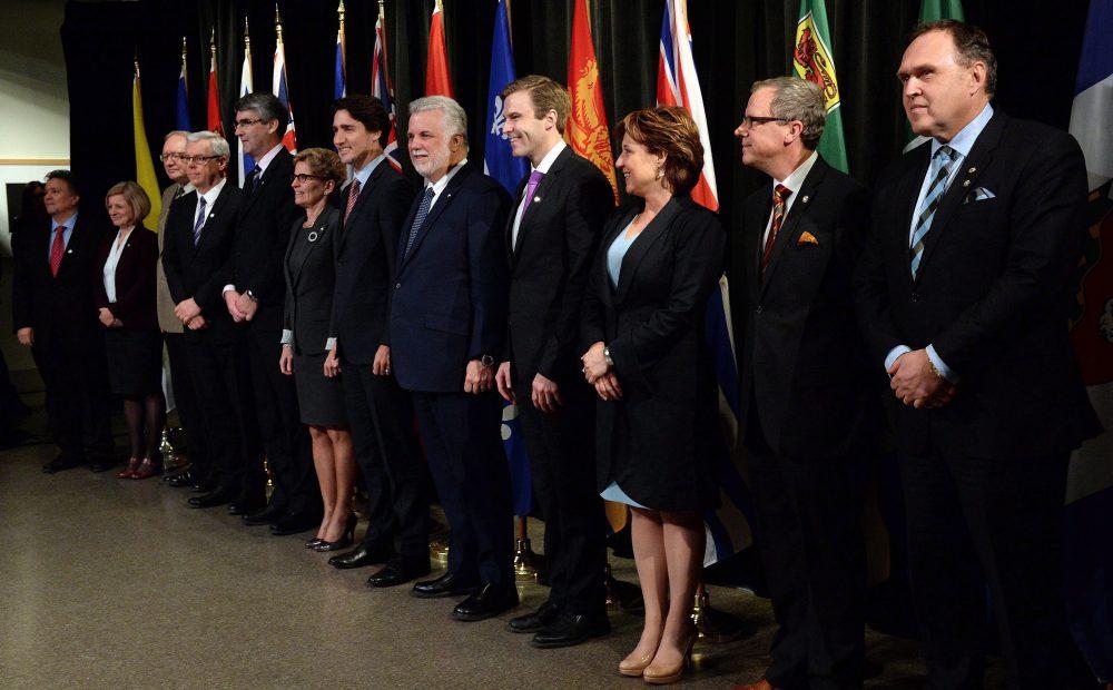 Le premier ministre du Yukon, Darrell Pasloski, accueillera les premiers ministres et leurs délégations pour la Rencontre estivale 2016 des premiers ministres des provinces et territoires. La rencontre aura lieu à Whitehorse, au Yukon. THE CANADIAN PRESS/Sean Kilpatrick