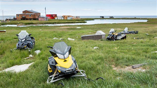 Arviat au Nunavut (Paul Souders /Getty images)