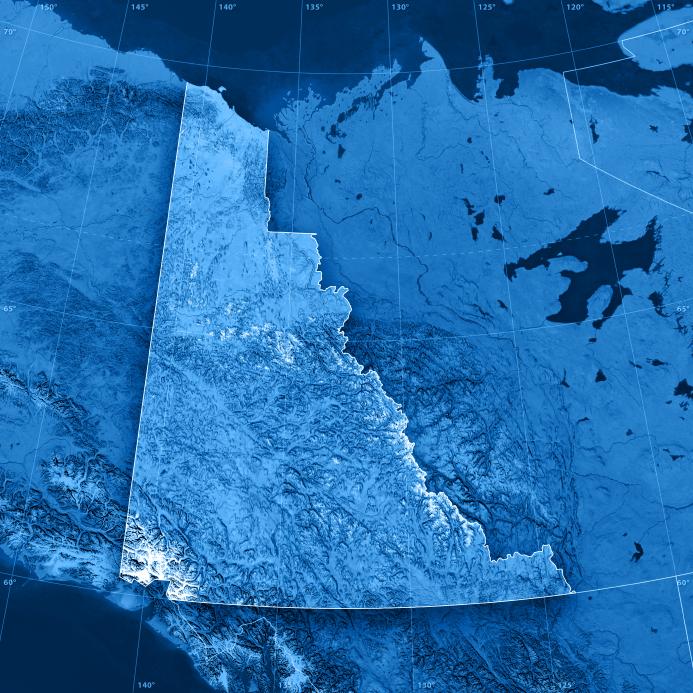 À quelques jours des élections au Yukon, des électeurs qui vivent dans des endroits isolés se sont prévalus d'un changement à la loi pour pouvoir voter à distance. (iStock)