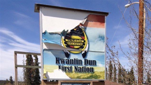 La Première Nation Kwanlin Dun est celle qui compte le plus de membres au Yukon. (Paul Tukker/CBC)