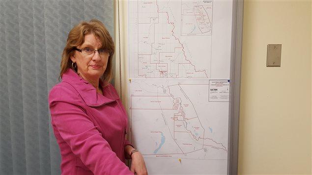 La directrice générale des élections du Yukon, Lori McKee. (Paul Tukker/CBC)