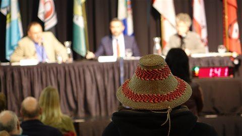 Les autochtones représentent environ le quart de la population du Yukon. (Claudiane Samson/Radio-Canada)