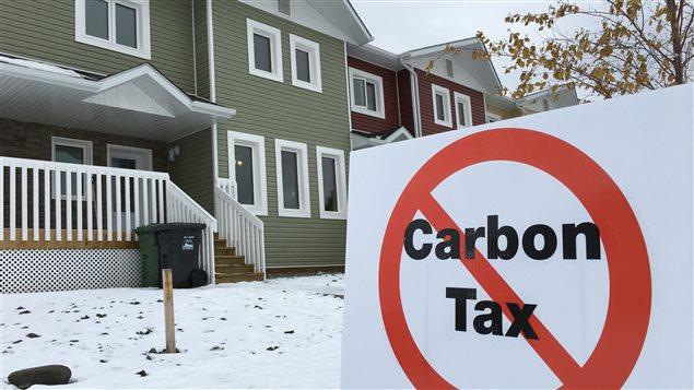 La taxe sur le carbone imposée par Ottawa est mal reçue au Yukon. (Yvan Côté/Radio-Canada)