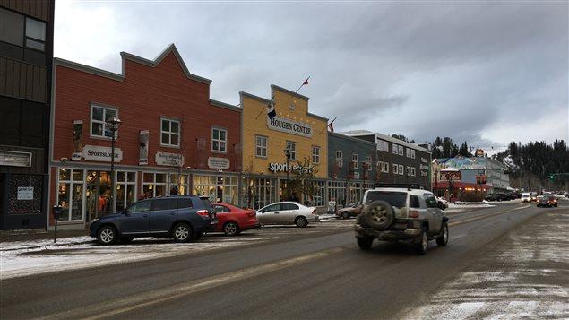 Les Yukonais sont appelés aux urnes lundi pour élire leur premier ministre. (Yvan Côté/Radio-Canada)