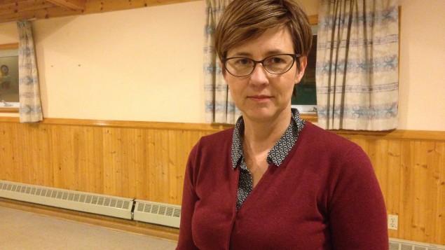 Tracy Galloway, professeure agrégée, Université de Toronto. (Elyse Skura/Radio-Canada)