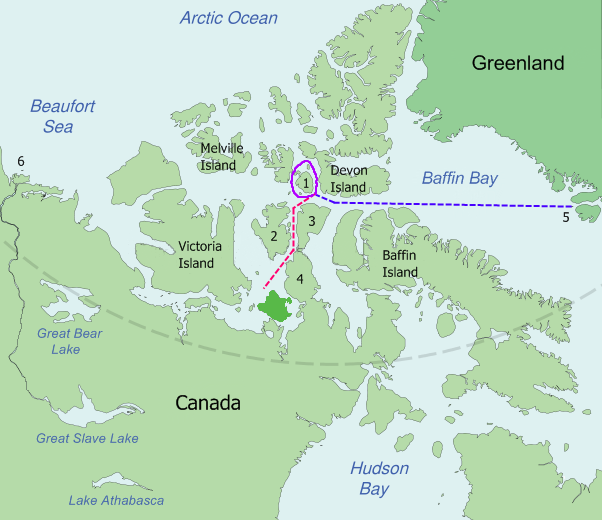 expedition-franklin-arctique-epaves-sont-loin-davoir-livre-tous-leurs-secrets-1