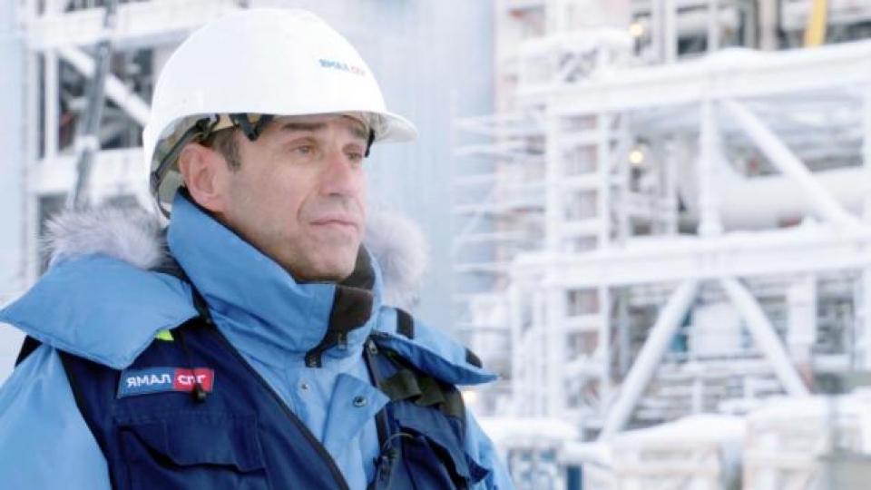 Stéphane Le Galles, chef de projet à Sabetta. (Alex Sergeev/Radio-Canada)