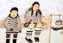 Des oeuvres de l'artiste inuit Kananginak Pootoogook à la Biennale de Venise
