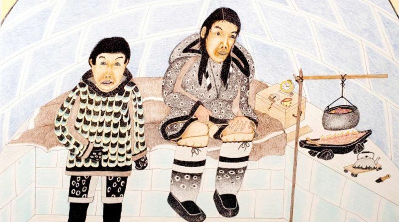 kananginak-pootoogook-inuit-biennale-venise-2
