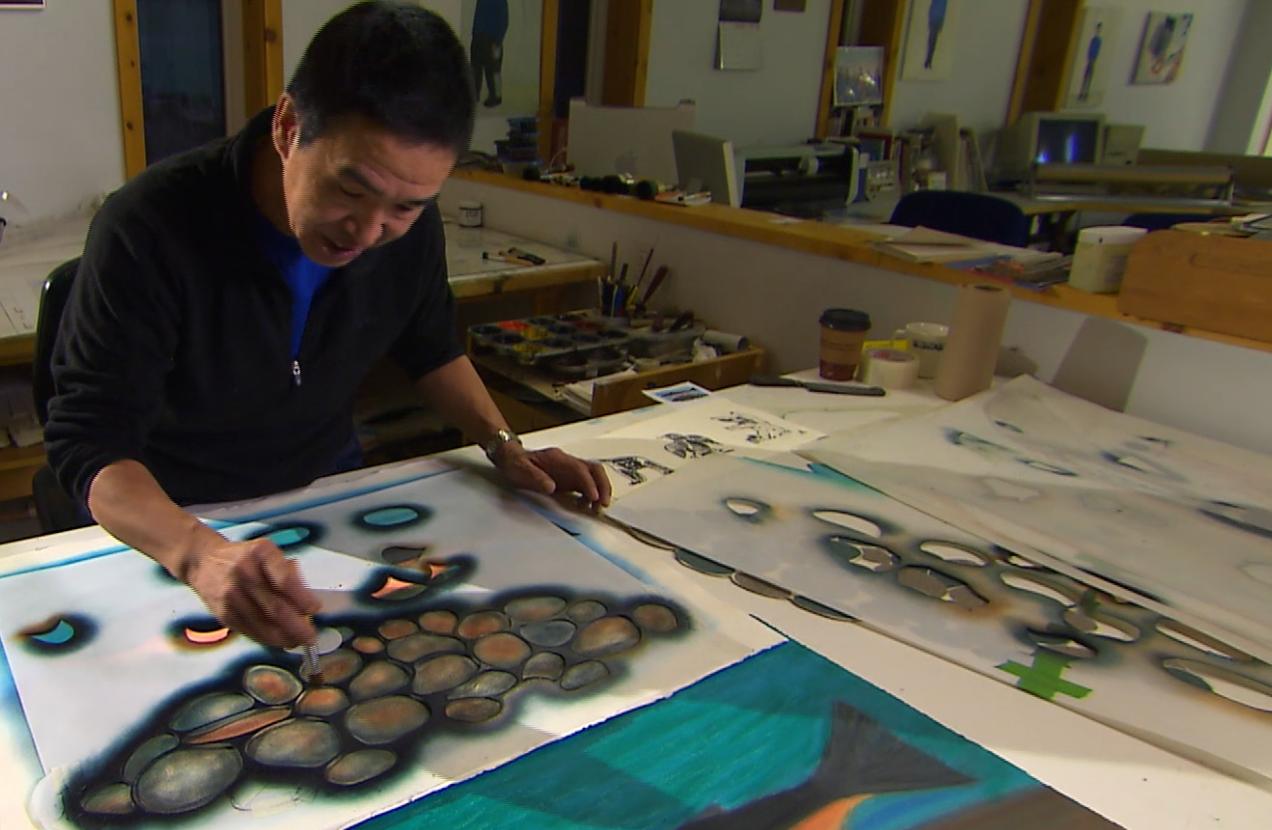 L'art et les artistes de l'Arctique canadien
