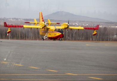Hausse du danger d'incendie en forêt dans le nord du Québec