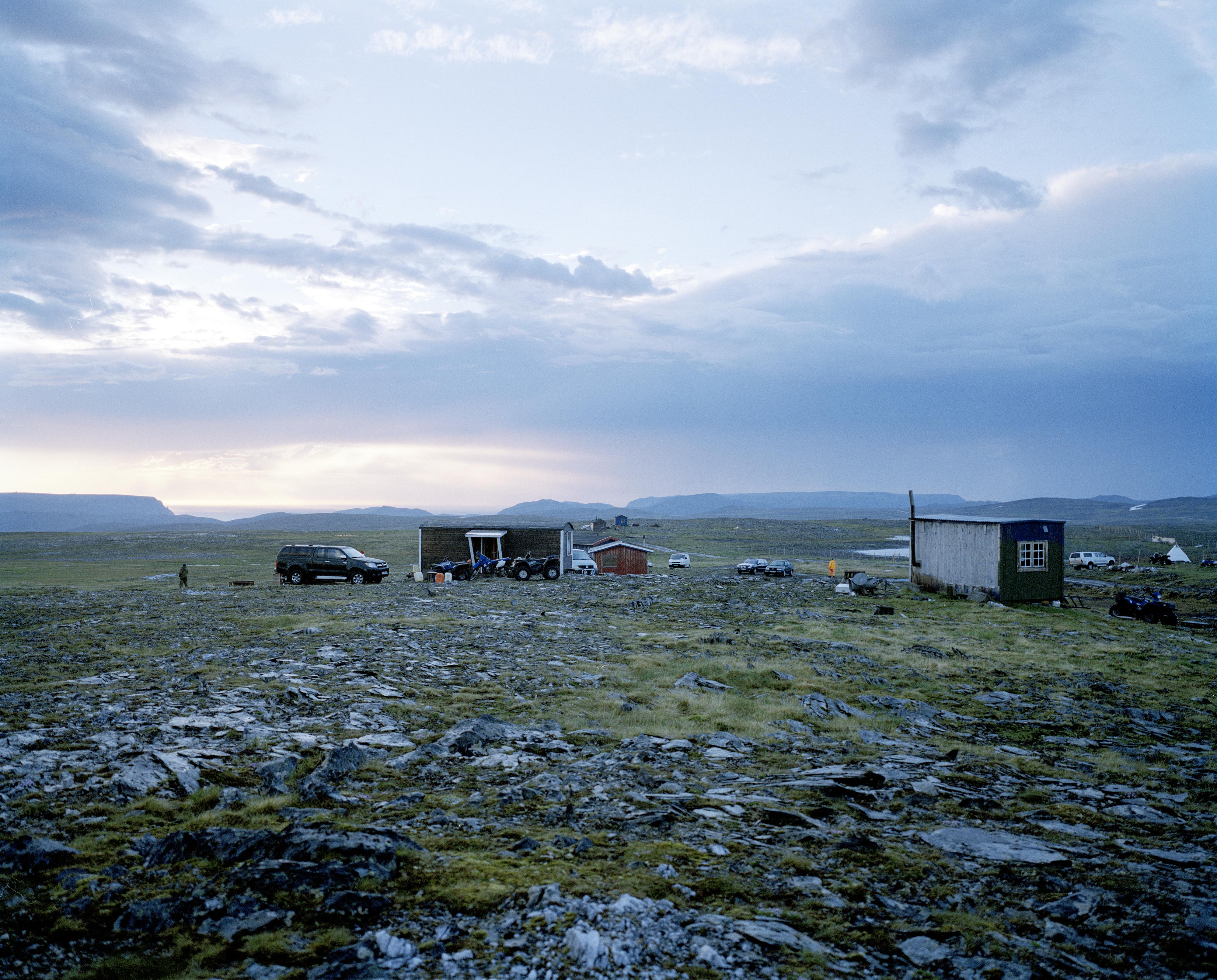 Un abri à Magerya (Courtoisie de Fred Ivar Utsi Klemetsen)