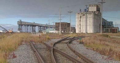Une course contre la montre pour réparer le chemin de fer menant à Churchill, dans le Nord canadien