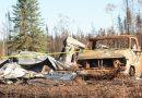 Après les feux de forêt, la vie reprend son cours dans le village nordique de Lower Post