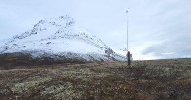 Nouvelle station météorologique canado-américaine pour le territoire nordique du Yukon