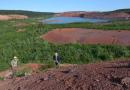 Un site de l'ère des dinosaures donne des informations sur le climat à Schefferville, dans le nord-est du Québec