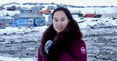 « L'enfant qui danse » défendra le territoire canadien du Nunavut : Ottawa n'a qu'à bien se tenir