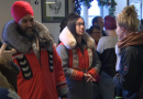 Au Nunavut, le chef du Nouveau Parti démocratique du Canada aborde le changement climatique