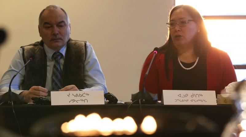 Nouvelle entente entre une organisation inuit et le territoire du Nunavut, dans le Nord canadien