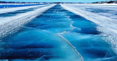 Encore une ouverture tardive pour la route de glace Dettah dans le nord-ouest canadien
