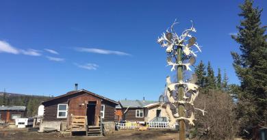 COVID-19 : une visite non désirée d'un couple québécois dans le nord-ouest canadien