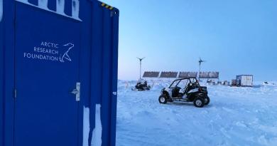 S'inspirer d'une serre dans l'Arctique pour s'alimenter dans l'espace