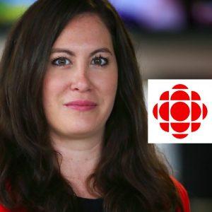 Marie Maude Pontbriand, Radio-Canada