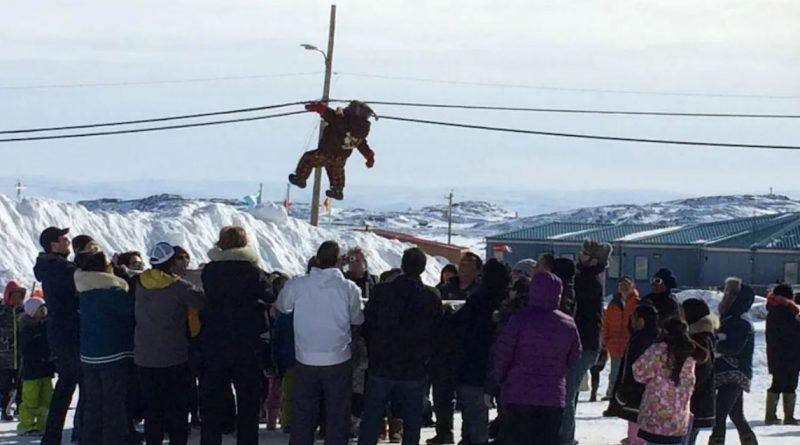 Début de printemps sans le populaire festival Toonik Tyme dans le Grand Nord canadien