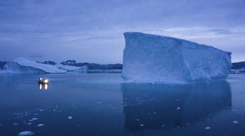 Navigation dans l'Arctique