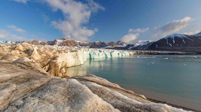 Des «bombes de chaleur» accélèrent la fonte des glaces dans l'Arctique, révèle une étude