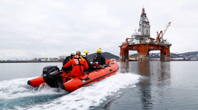 Pétrole dans l'Arctique : la Norvège poursuivie devant la Cour européenne des droits de l'homme