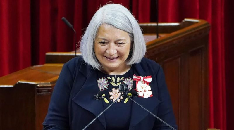 Des Inuit du Canada se réjouissent pour Mary Simon,  la nouvelle gouverneure générale