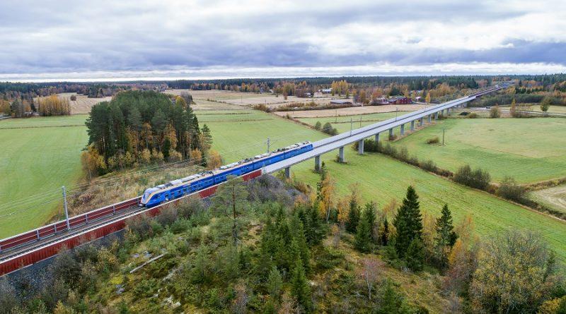 La Suède va prolonger une ligne ferroviaire en Botnie septentrionale