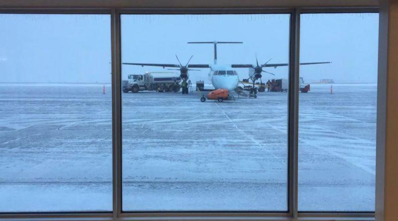Canada : projet de délocalisation de l'aéroport de Nain dans le nord du Labrador