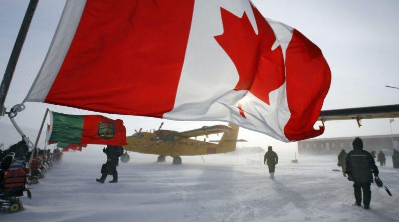Possible corridor nordique canadien : des occasions et des défis de sécurité