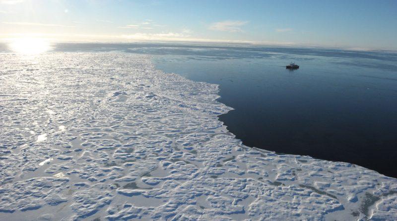 Une expédition internationale pour évaluer l'état de santé de l'océan Arctique