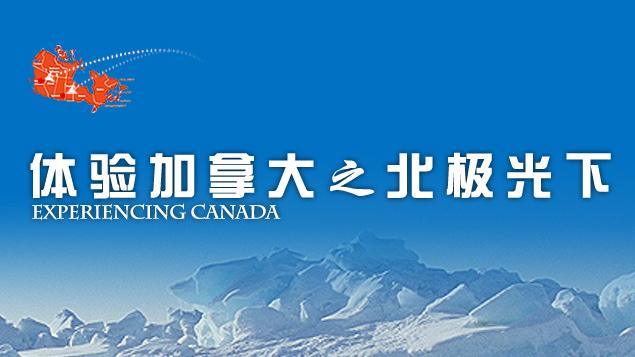 体验加拿大之北极光下