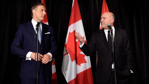 (Nathan Denette/Canadian Press)