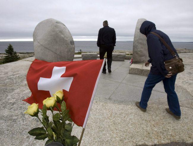 Swissair Memorial