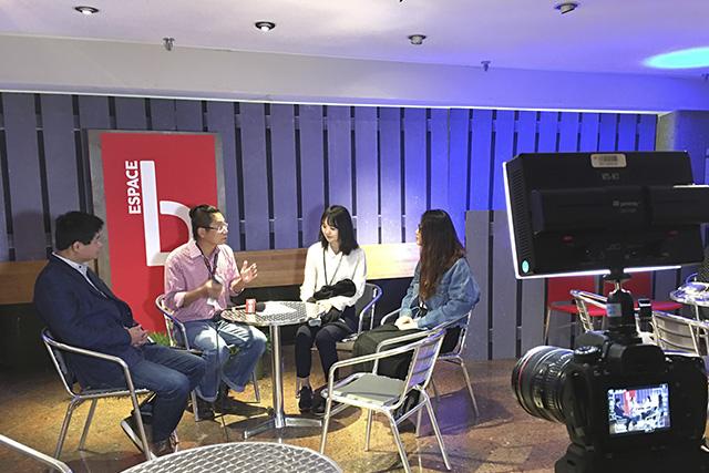 新媒体圆桌 – 聊聊加拿大的中文媒体