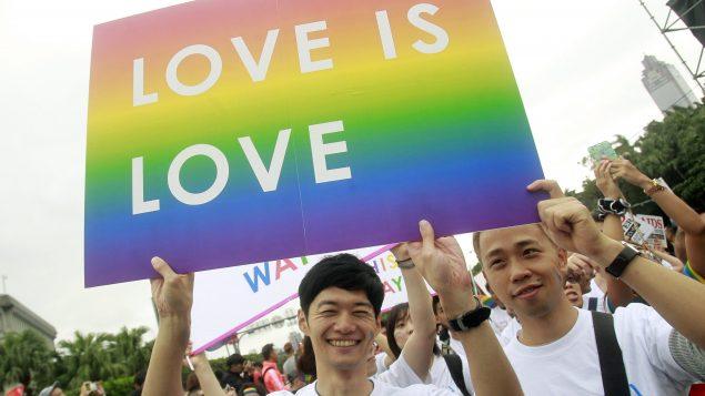 """加广长篇报道 - """"我们是亚裔、同性恋、并深感自豪"""""""