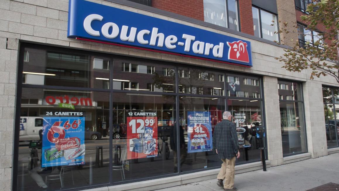魁省连锁便利店 Couche-Tard 投资阿省大麻店