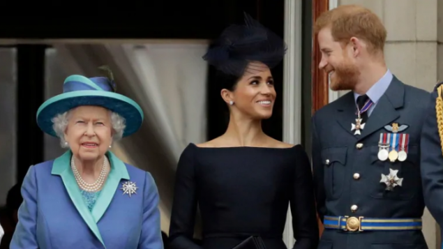 英国女王同意了,哈里和梅根将在加拿大和英国生活